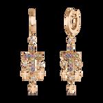 Earrings of Amulets of Frida, PE19106-ORZMULT_V