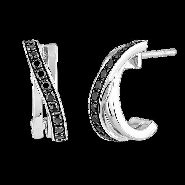 Argento earrings, PE16137-AGESP_V