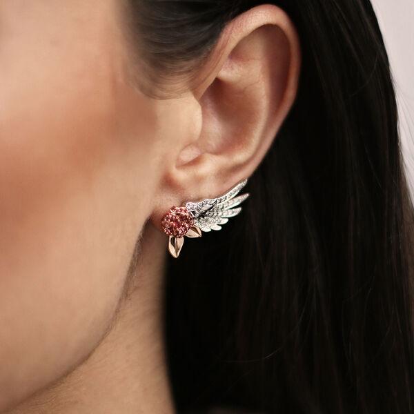 Earrings of The Soul of the Dreams, PE19019-OBORDZR_V