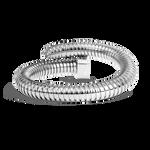 Silver Squad bracelet, PU20003-AG_V