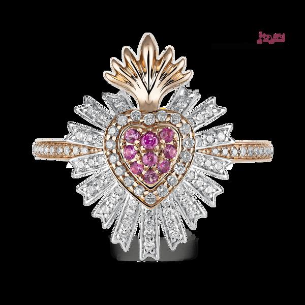 Amulets of Frida ring, SO17015-OBORZRDDM_V