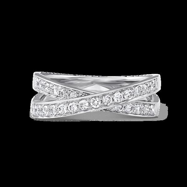 White gold ring, SO11096-00D_V