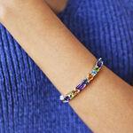Pop Art bracelet, PU16003-AGMULT_V