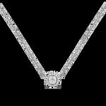 White gold pendant image
