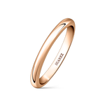White gold wedding band, AL8013_OR_V