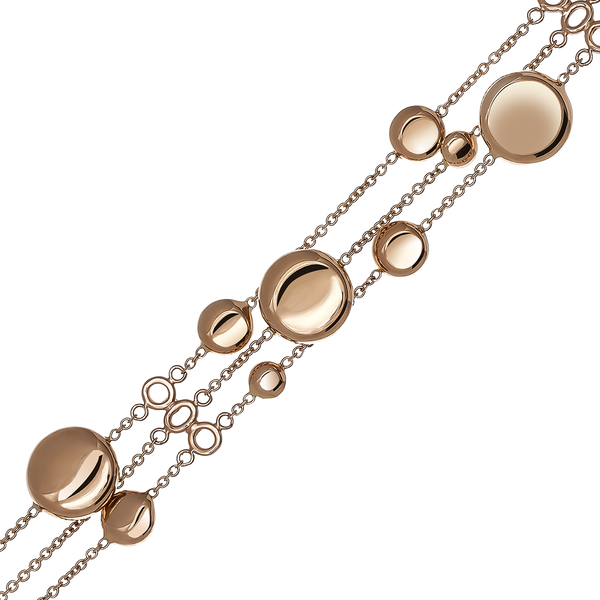 Idalia bracelet, PU15010-OR_V
