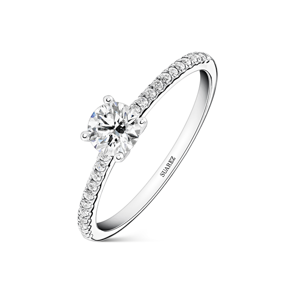 Grace Ring, SO17165-00D040/DVVS2_V