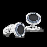 Zeraus cufflinks, GE13007-AGZAZ_V