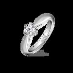 Engagement ring, SL3006-00D030/FVS1_V