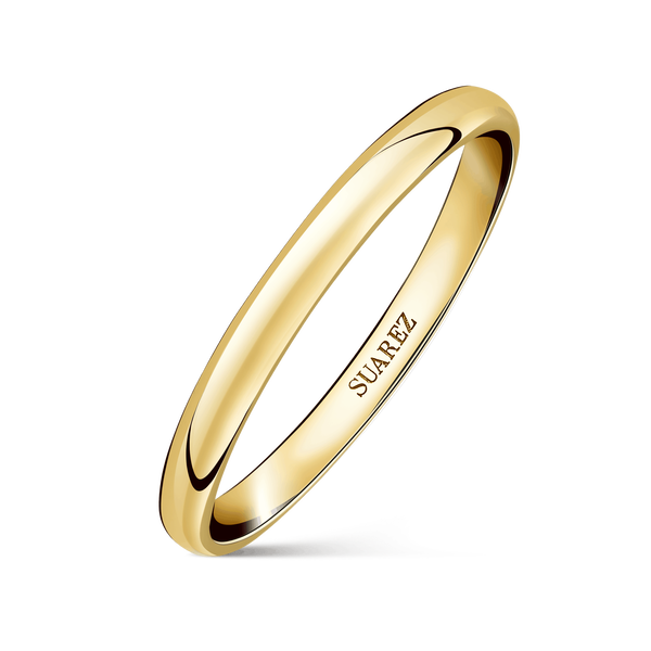 Wedding band, AL8018_OA_V