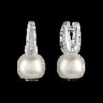 Pearl Earrings, PE13107-OBDPA95_V