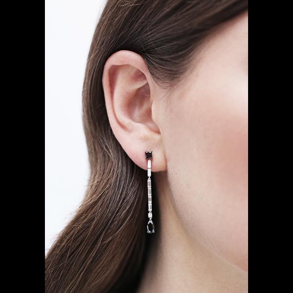 Winter in Lisbon earrings, PE19211-OBDBDN/A003