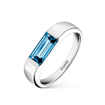 Blue Berlin ring, SO19095-AGTPLN_V