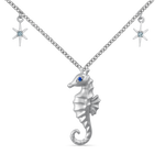 Silver Squad pendant, PT19136-AGTPL_V