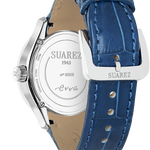 EVVA Watch, CORRBLUE-EVVA_V