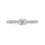 Engagement ring, SL14001-00D030/FVVS1