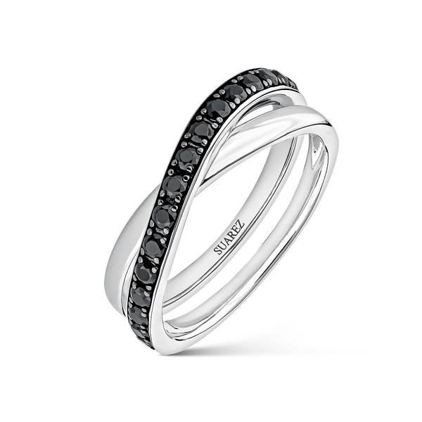 Argento ring, SO16091-AGESP