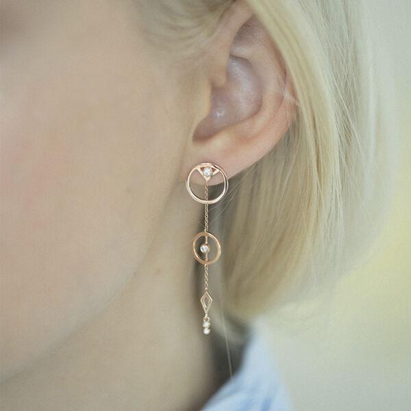 Orion earring, PE18023-ORD50_V