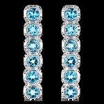 Utopian earrings, PE20009-AGTPSW_V