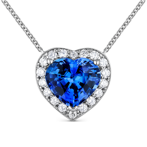 Romeo and Juliet pendant, PT21016-OBDZ/A002