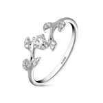 White gold ring, SO17162-OBD_V