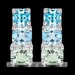 Utopian´s earring, PE20050-AGSWSKYAMV_V