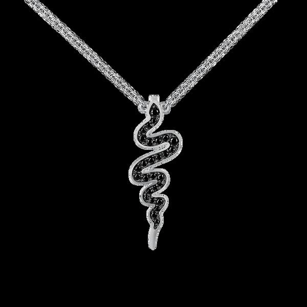 Silver Squad pendant, PT19133-AGESP_V