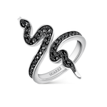 Silver Squad ring, SO19214-AGESP_V