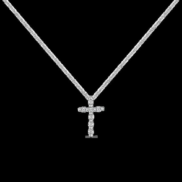 White gold pendant, PT16015-OBD_V