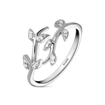 White gold ring, SO17163-OBD_V
