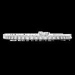 White gold bracelet, PU17017-OBD