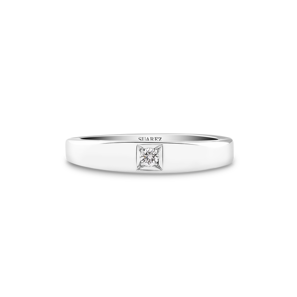 Engagement ring, SL16006-OBD004_V