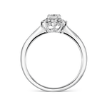 Engagement ring, SL15001-IGD020/FVS2_V