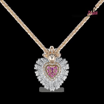 The Amulets of Frida pendant