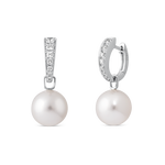 Pearls earrings, PE16028-OBPAD3_5_V