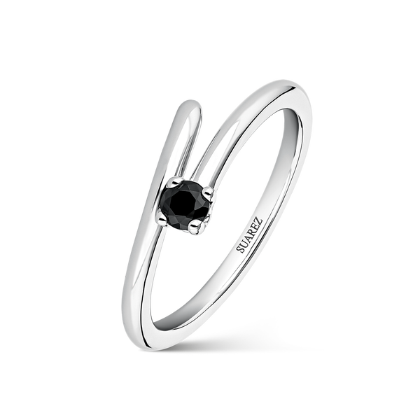 Argento ring, SO18055-AGESP_V