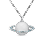 Silver Squad pendant, PT19138-AGTPL_V