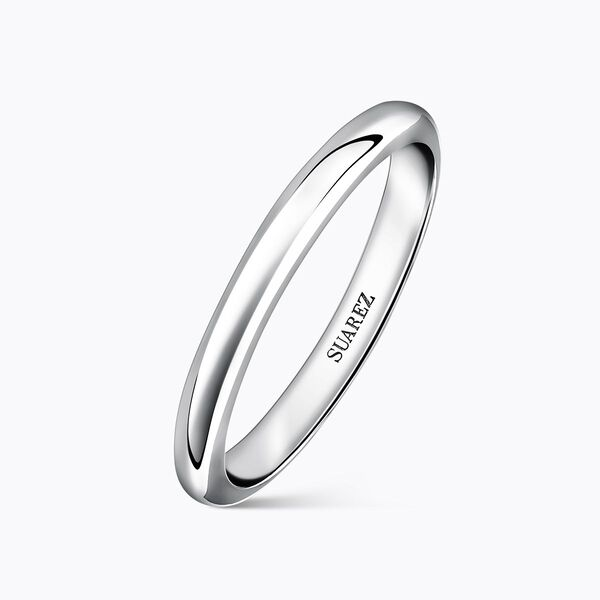 Wedding band, AL8015-PTT1