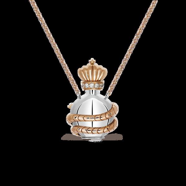 White gold pendant, PT17044-OBORD_V