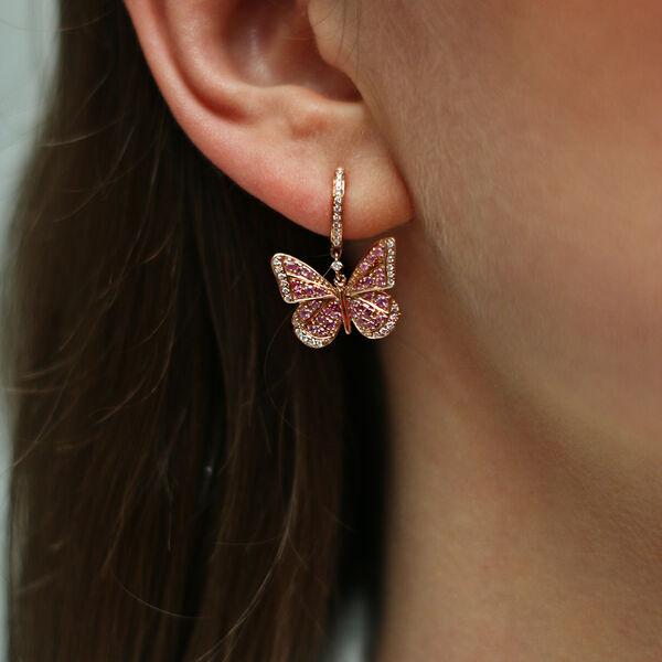 Earrings of Amulets of Frida, PE19107-ORZR_V