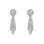 Grace earrings, PE16126-OBD_V