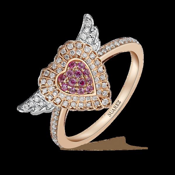 Amulets of Frida ring, SO17016-OBORZRDDM_V