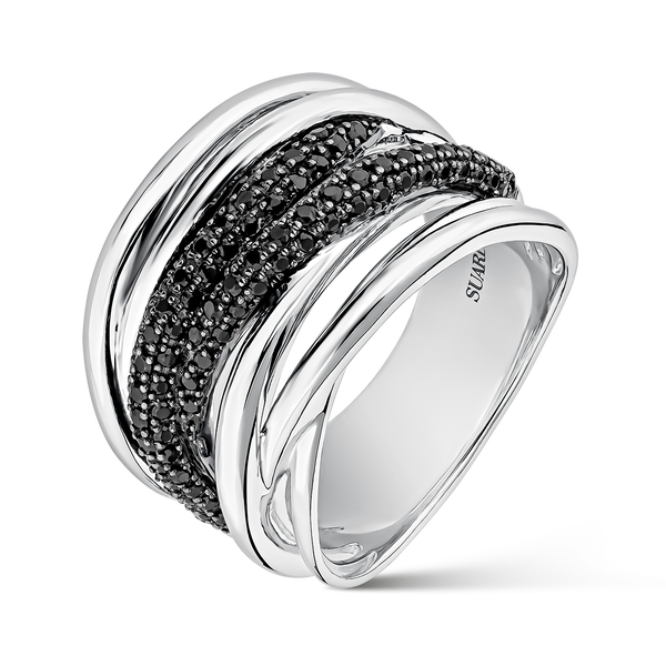 Argento ring, SO16094-AGESP