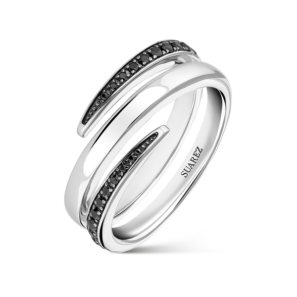 Argento ring, SO19003-ESP_V