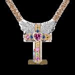 Amulets of Frida pendant, PT17007-OBORZMULTD_V