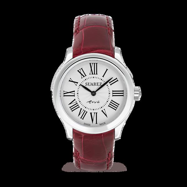 EVVA Watch, CORSCHERRY-EVVA_V