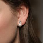 Pearls earrings, PE9002-00PD015_V