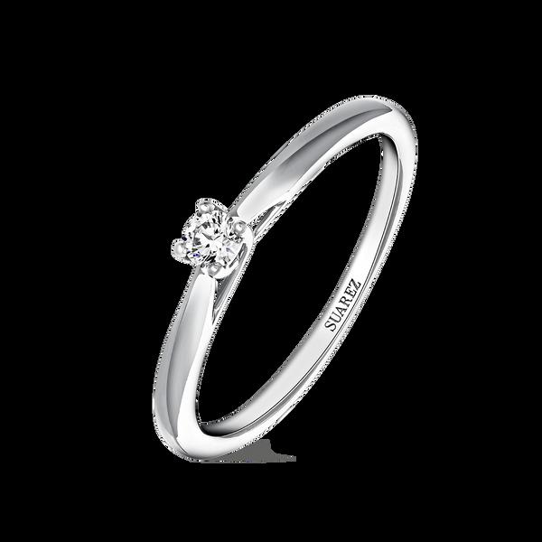Engagement ring, SL16007-00D008_V
