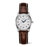 LONGINES MASTER COLLECTION DATE AUTOMATIC LADIES 29MM, L22574783_V