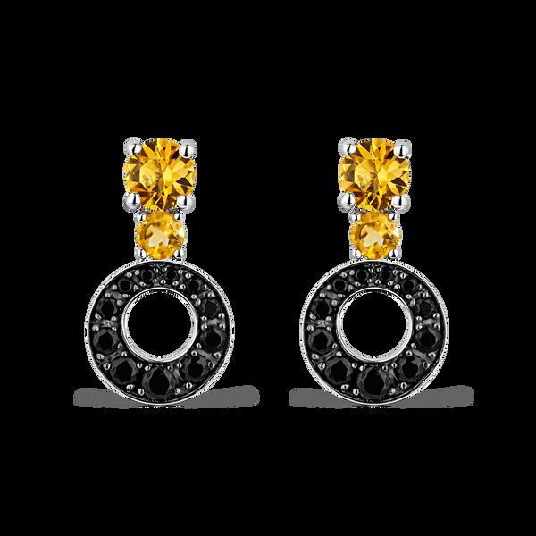 Utopian earrings, PE19124-AGCIESP_V